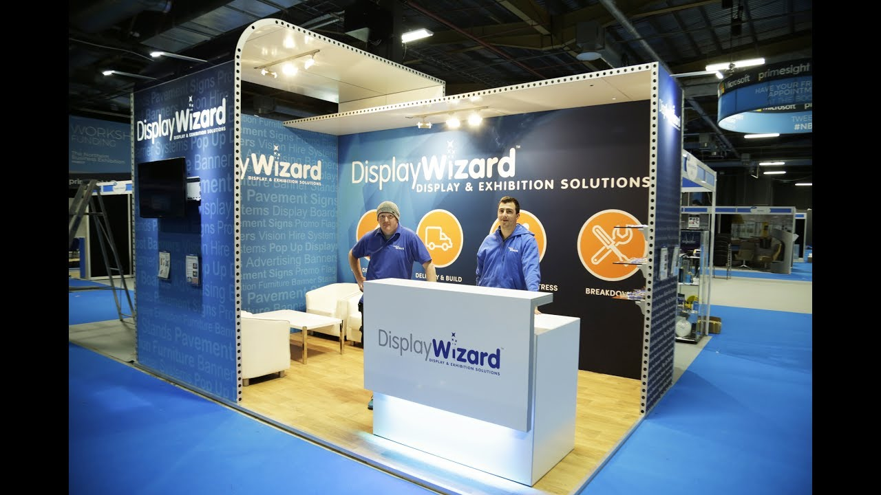 Exhibition Stand Advertising : Choosing the best exhibition stand builder company